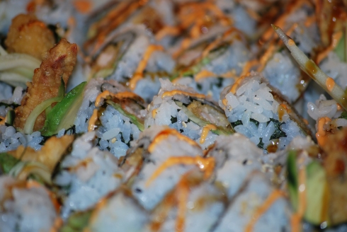 detroit michigan sushi buffet