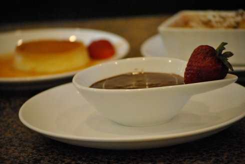 Le Grand Bistro Desserts