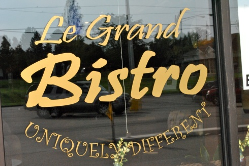 Grand Blanc, Michigan's Le Grand Bistro