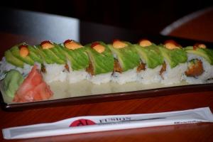 AI Fusion Sushi Roll