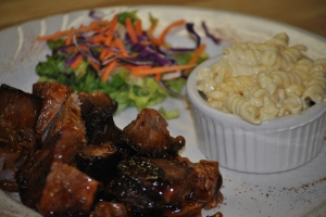 Alexander J's Burnt Ends