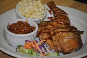 Alexander J's BBQ Chicken